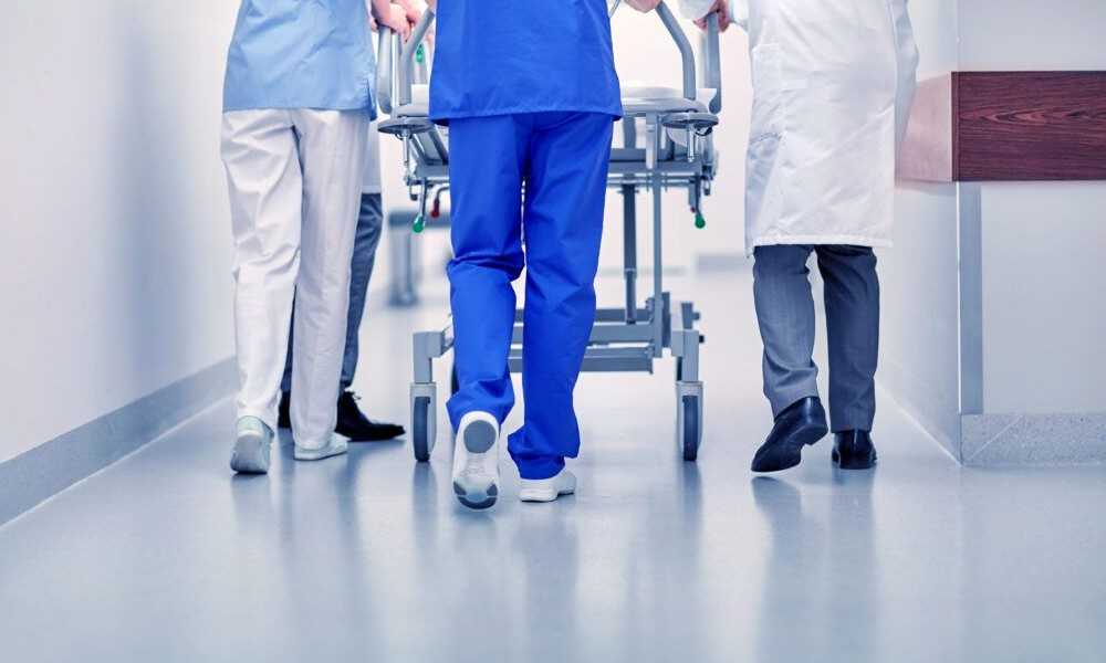 Commercial Plumbing for Hospitals